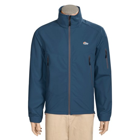 Lowe Alpine Titan Powershield Jacket - Soft Shell (For Men)