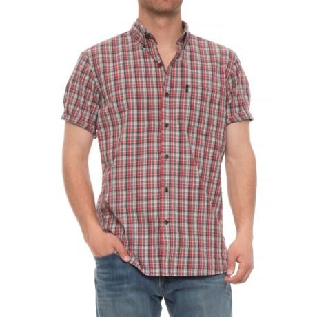 G.H. Bass & Co. Summit Creek Seersucker Shirt - Short Sleeve (For Men)
