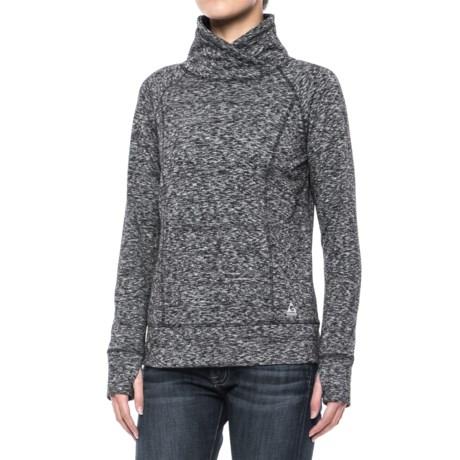 Gerry Luxe Funnel Neck Sweatshirt (For Women)