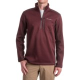 Eddie Bauer Radiator Shirt - Zip Neck, Long Sleeve (For Men)