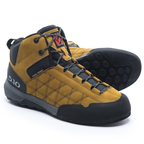 Five Ten Guide Tennie Mid Hiking Boots - Nubuck (For Men)