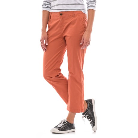 Royal Robbins Ventura Capris - UPF 50+, Stretch Cotton (For Women)