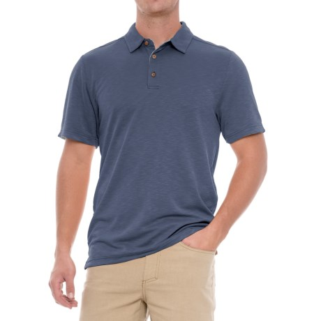 Royal Robbins Great Basin Polo Shirt - Short Sleeve (For Men)