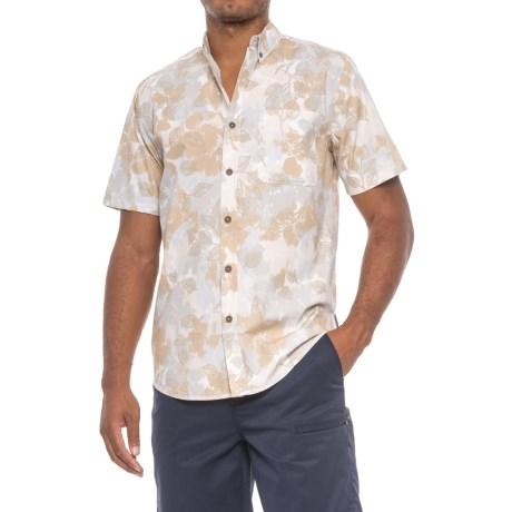 Royal Robbins Birch Leaf Shirt - Short Sleeve (For Men)