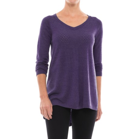SmartWool Palisade Trail Perforated Shirt - Merino Wool, Long Sleeve (For Women)