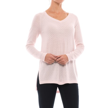 SmartWool Palisade Trail Perforated Shirt - Merino Wool, Long Sleeve (For Women)