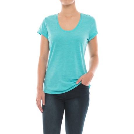 SmartWool Merino 150 Pattern Boyfriend T-Shirt - Merino Wool, Short Sleeve (For Women)