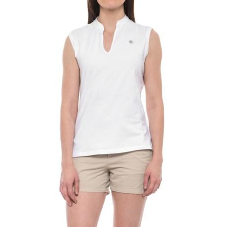 Bogner Flora Golf Shirt - Sleeveless (For Women)