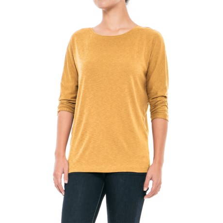 Lucy & Laurel St. Tropez West Dolman Shirt - 3/4 Sleeve (For Women)