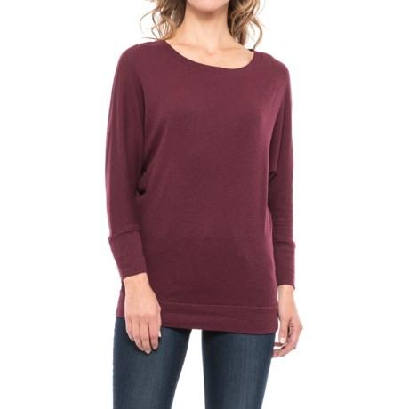St. Tropez West Dolman Shirt - Modal-Cotton, Elbow Sleeve (For Women)