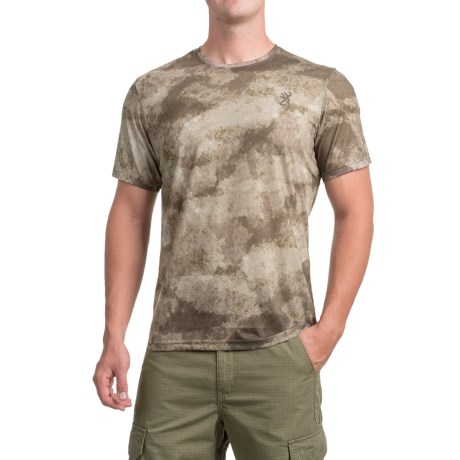 Browning Speed T-Shirt - Short Sleeve (For Men and Big Men)