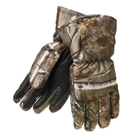 Auclair Camo Hot Tips® Gloves - Waterproof, Insulated (For Men and Women)