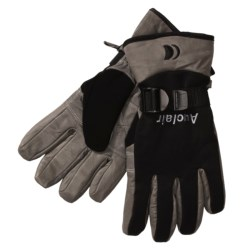 Auclair Mountain Worker Sheepskin Gloves - Insulated (For Men)