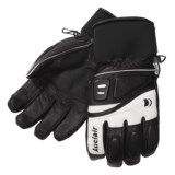 Auclair Adrenaline II Goatskin Ski Gloves - Waterproof, Insulated (For Men)