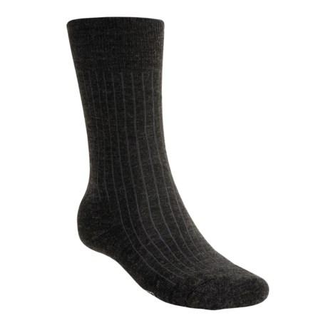 SmartWool New Classic Rib Casual Socks - Crew (For Men)
