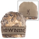 Browning Element Beanie - Reversible (For Men)