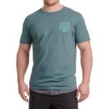Superbrand Canyon Heather T-Shirt - Short Sleeve (For Men)