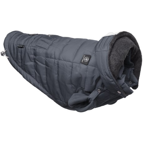 Silver Paw U-Sleek Dog Jacket - Insulated