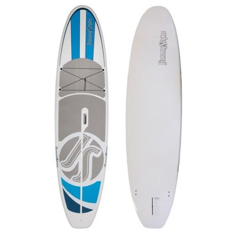"Jimmy Styks Big Bro Coastal Cruiser Stand-Up Paddle Board - 11'6"""