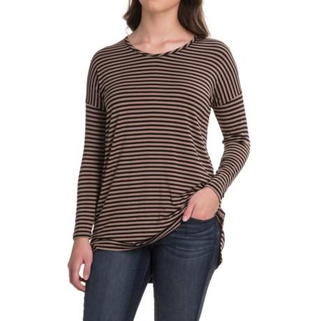 Yala Gia Tunic Shirt - Long Sleeve (For Women)