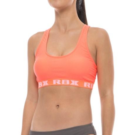 RBX Strappy Racerback Bikini Top (For Women)