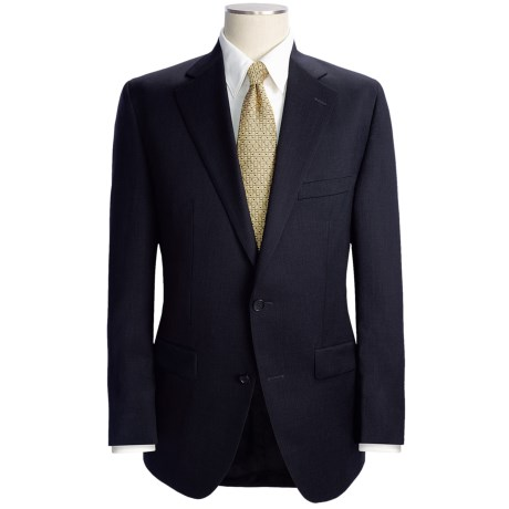 Jack Victor Worsted Wool Suit (For Men)
