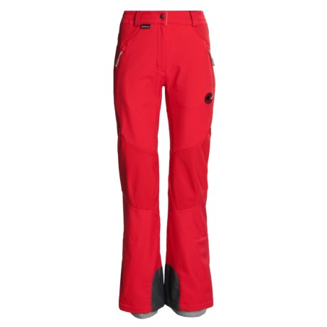 Mammut Nimba Pants - Soft Shell (For Women)