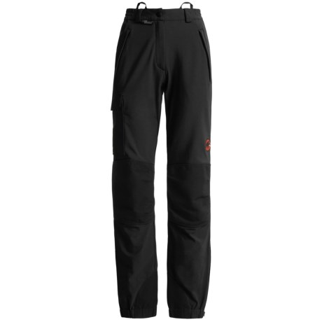 Mammut Champ Pants - Soft Shell (For Women)