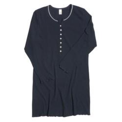Calida Memories Big Shirt - Cotton, Long Sleeve (For Women)