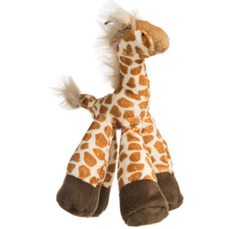 Pet Lou Long Legs Giraffe Dog Toy - Squeaker