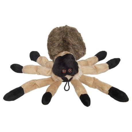 """Pet Lou Spider Dog Toy - 15"""""""
