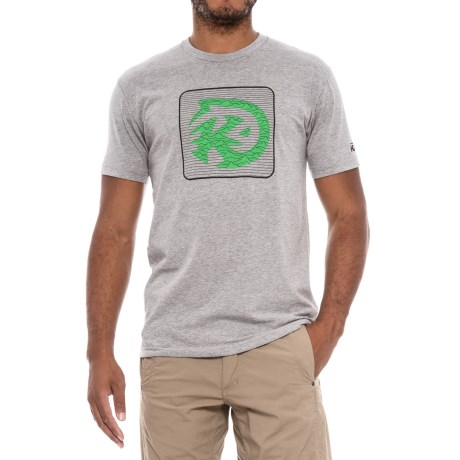 Kast Gear Richter T Concrete T-Shirt - Short Sleeve (For Men)