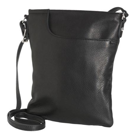 Margot Leather Crossbody Purse (For Women)