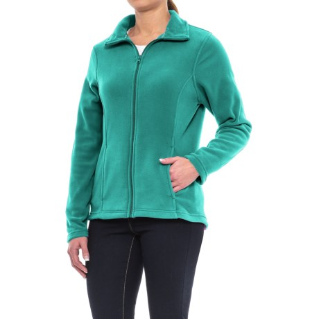 Specially made Full-Zip Fleece Jacket (For Women)