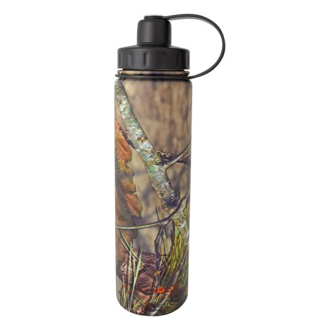 EcoVessel Boulder TriMax® Insulated Stainless Steel Water Bottle - 24 oz.