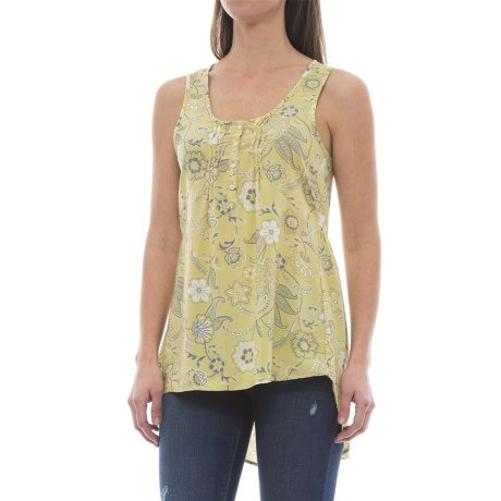 North River Woven Tunic Tank Top (For Plus Size Women)