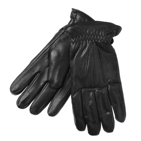 Auclair Sheepskin Gloves- Lining, Precurved Cut (For Men)