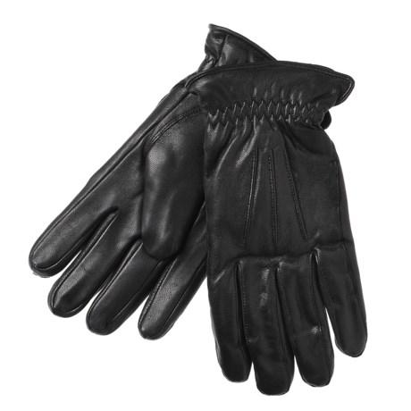 Auclair Sheepskin Gloves- Lining, Precurved Cut (For Men)