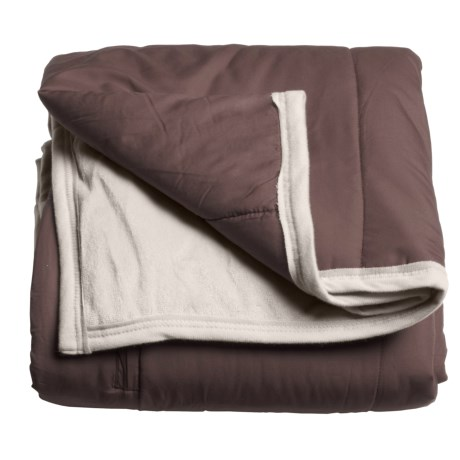 Blue Ridge Home Fashions Blue Ridge Home Softie Overwrap Blanket