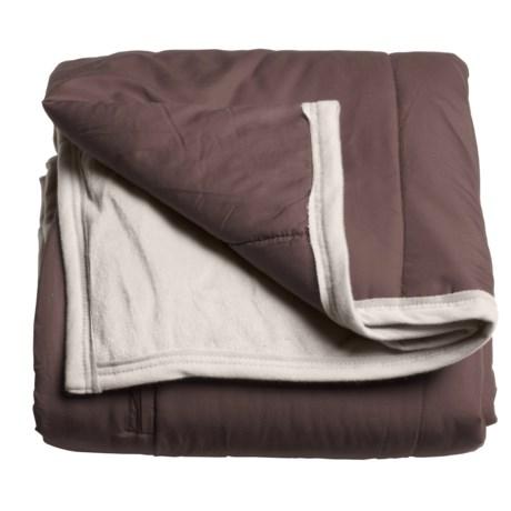 Blue Ridge Home Softie Overwrap Blanket