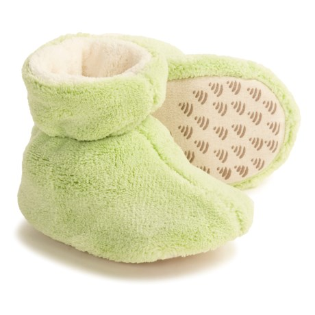 Acorn Spa Terry Booties (For Toddlers)