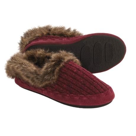 Acorn Merino Marvel Shoes - Slippers, Wool Blend (For Women)