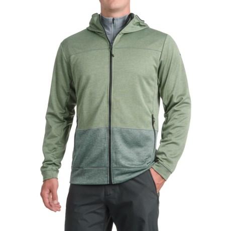 adidas Lissom Fleece Hooded Jacket (For Men)