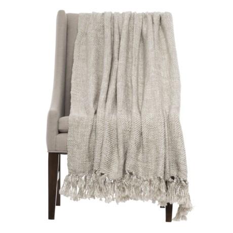 "Kensie Home Woven Throw Blanket - 57x80"""