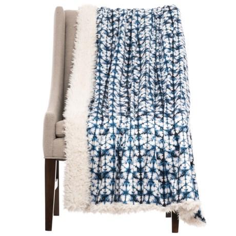 "Artistic Accents Lions Fleece Reversible Throw Blanket - 50x60"""