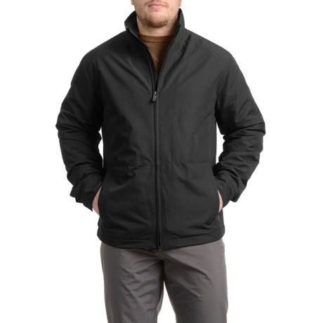 Weatherproof Jacket with Fleece Lining - Insulated (For Men)