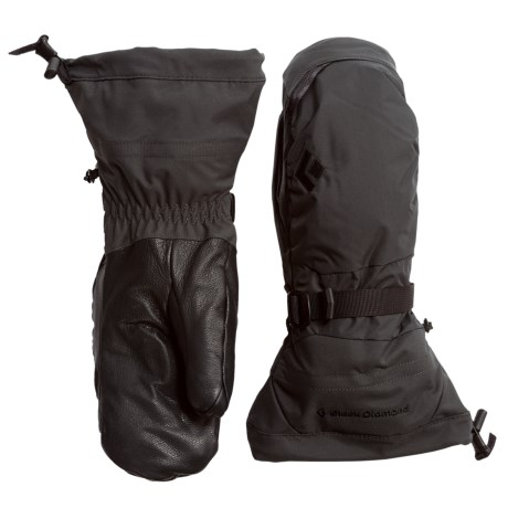 Black Diamond Equipment Ankhiale Gore-Tex® Mittens - Waterproof, Insulated (For Women)