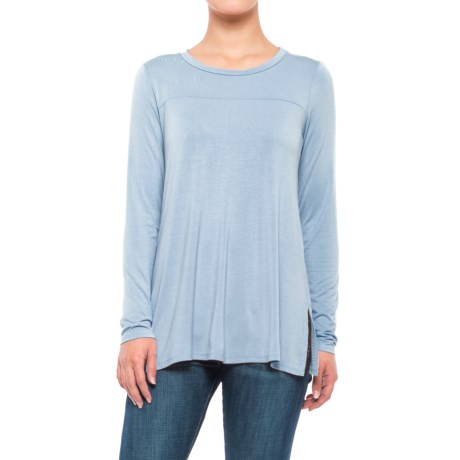 B Collection by Bobeau Jade Shirt - Long Sleeve (For Women)