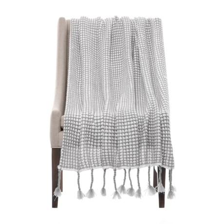 """Nicole Miller Artelier Sally Throw Blanket - 50x60"""""""