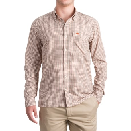Simms Westshore Shirt - UPF 30+, Long Sleeve (For Men)